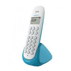 Logicom Aura 150 Solo Téléphone Sans Fil Sans Répondeur Turquoise