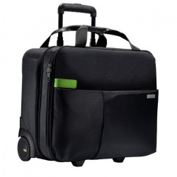 LEITZ Carry-on Trolley Traveller - Pilot case - Noir