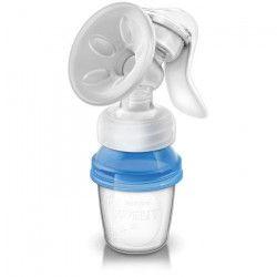 PHILIPS AVENT Tire lait manuel Natural avec Systeme de conservation