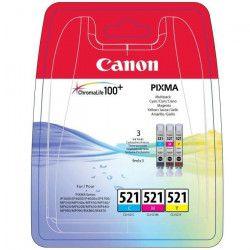 Canon CLI-521 Cartouche d`encre Couleurs