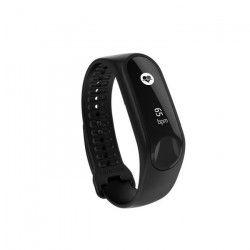 TOMTOM Bracelet d`Activité Touch Cardio - Bracelet Fin - Noir