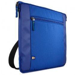 Case Logic Sacoche Intrata ultra-fine nylon bleu p