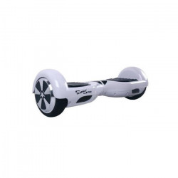 TAAGWAY Hoverboard électrique Star 6,5` Blanc - Gyropode