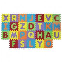 LUDI Tapis Mousse Basic Lettres