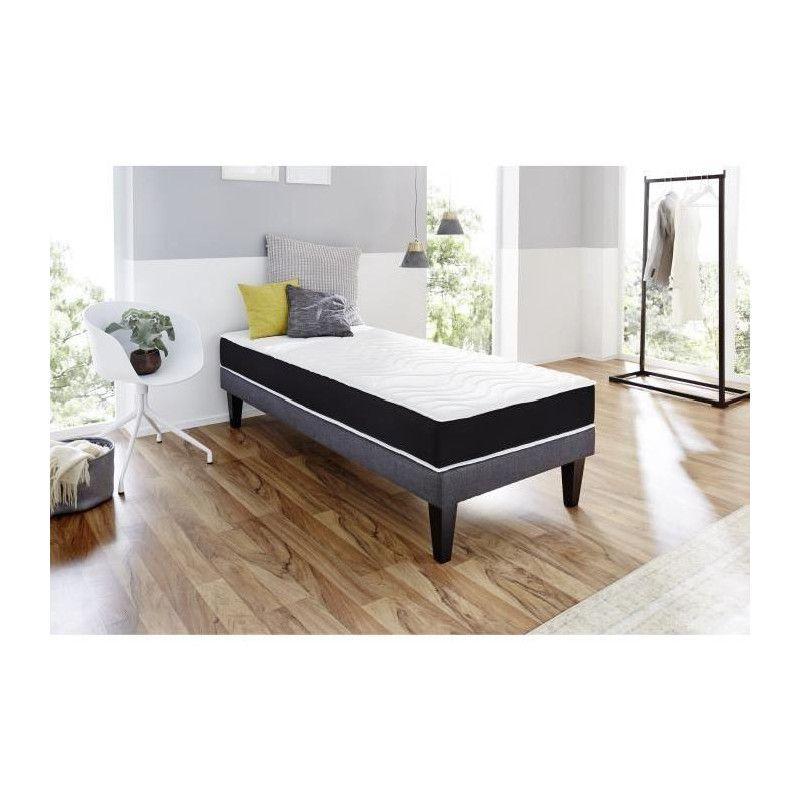 dormipurmemo matelas 90x190 mousse polyur thane et. Black Bedroom Furniture Sets. Home Design Ideas