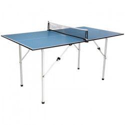 STIGA Mini table de ping pong - 136 x 76 x 65 cm - Bleu