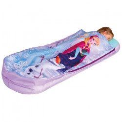 LA REINE DES NEIGES Lit d`Appoint / Sac de couchage enfant avec sac de transport ReadyBed - Worlds Apart