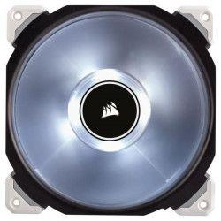 CORSAIR Ventilateur ML140 Pro - Diametre 120mm - LED Blanches - Single Pack (CO-9050046-WW)