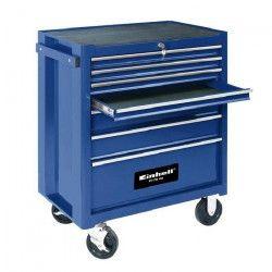 EINHELL Servante d`atelier métal vide BT-TW 150 a 7 tiroirs