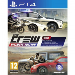 The Crew Ultimate Jeu PS4