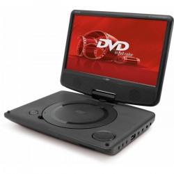 CALIBER MPD 109 Lecteur DVD portable 9` TFT LED