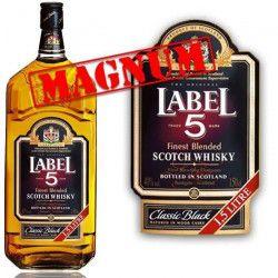 Label 5 Scotch Whisky 1,5L