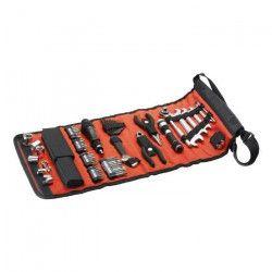 BLACK & DECKER Sacoche enroulable avec 71 accessoires de mécanique automobile