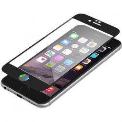 ZAGG Protection d`écran invisibleSHIELD Glass Contour - Noir - Pour Apple iPhone 6, 6s