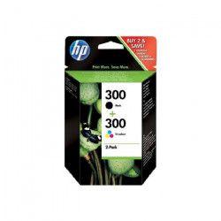 Cartouche d'encre HP pack 300 4 couleurs