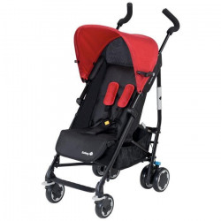 SAFETY 1ST Poussette Canne Compa`city Optical Red
