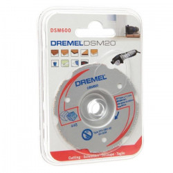DREMEL Disque de découpe a ras DSM600 pour DSM20