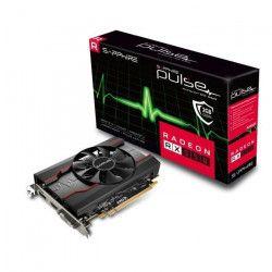Sapphire Carte graphique PULSE Radeon? RX 550 2GD5 - 2 Go - GDDR5