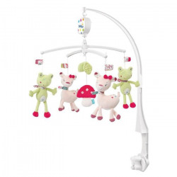 BABYSUN Mobile Musical - Les Coquettes
