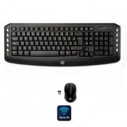 HP pack clavier-souris sans fi