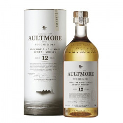 Aultmore 12 Ans Whisky Single Malt 70 cl - 46°