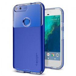 Spigen Neo Hybrid Crystal Coque Google Pixel XL 2016 Bleu