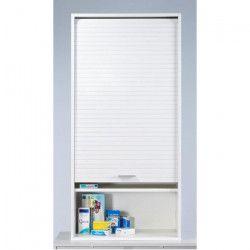 COOL Meuble de salle de bain ou WC 60 x35 cm - Blanc