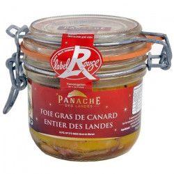 Foie Gras de Canard Entier Label Rouge 320g x1