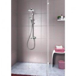 HANSGROHE Colonne de douche avec robinet mitigeur mécanique Showerpipe Verso 220