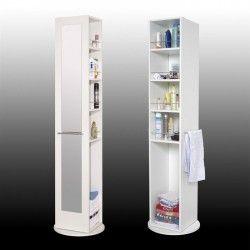 GAP Colonne de salle de bain 30 cm - Blanc