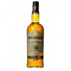 Knockando Slow Matured 18 ans - Speyside Single Malt Whisky - 43% - 70cl