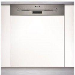 BRANDT VH1472X - Lave-vaisselle encastrable - 12 couverts - 47dB - A+ - Larg. 60cm