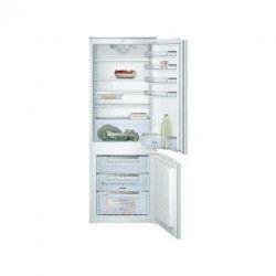 BOSCH KIV34V21FF - Réfrigérateur encastrable congélateur bas-265 L (199 L + 66 L)-Froid statique-A+-L56,2 x H