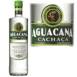 Cachaça du Brésil Aguacana 37,5% 70cl