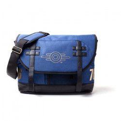 Sac Messenger Bleu Fallout 76