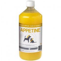 NUTRIVET Appetine Complément nutritionnel au poulet - Pour chat et chien - 250 ml