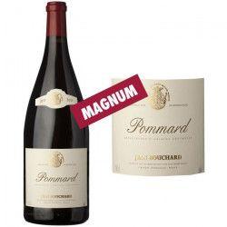 Magnum Jean Bouchard Pommard 2011 Bourgogne Grand Cru - Vin rouge de Bourgogne