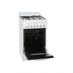 CONTINENTAL EDISON FM5060SC - Cuisiniere Mixte 57L