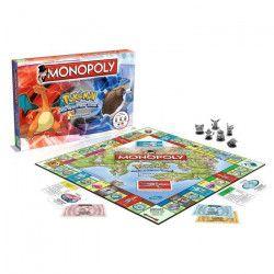 POKEMON Monopoly - Version Française