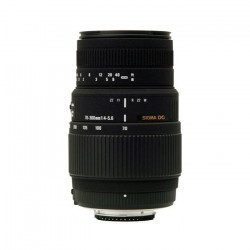 SIGMA 70-300mm F4-5.6 DG Macro CANON - Pour appareil photo numérique Reflex