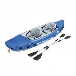 BESTWAY Kayak Gonflable Lite-Rapid 2 places + rames