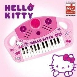 Orgue Electronique 25 Touches - Hello Kitty
