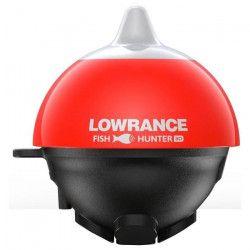 LOWRANCE FishHunter 3D Sondeur sans fil pour smartphone - 2D / 3D - Bathy - MAP