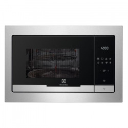 ELECTROLUX EMT25207OX - Micro-ondes grill Inox - 25L - 900W - Pose encastrable