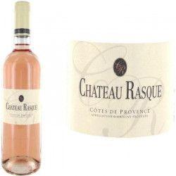 Château Rasque 2015 Côtes de Provence - Vin rosé de Provence