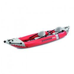 INTEX Kayak Excursion Pro - 2 personnes - Rouge