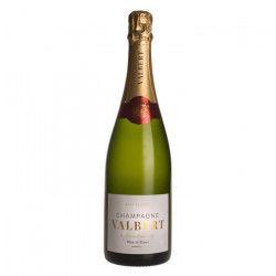 Champagne De Valbert Brut Blanc de Blancs x1