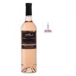 Double Magnum Château du Galoupet 2017 Côtes de Provence - Vin rosé de Provence