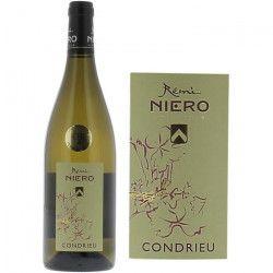 Domaine Niero 2016 Condrieu - Vin blanc des Côtes du Rhône