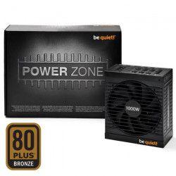 Be Quiet! Alimentation PC Power Zone 1000W - Modulaire - 80PLUS Bronze